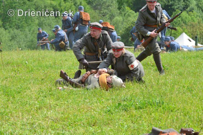 hostovice rekonstrukcia bojov karpaty 1914_50