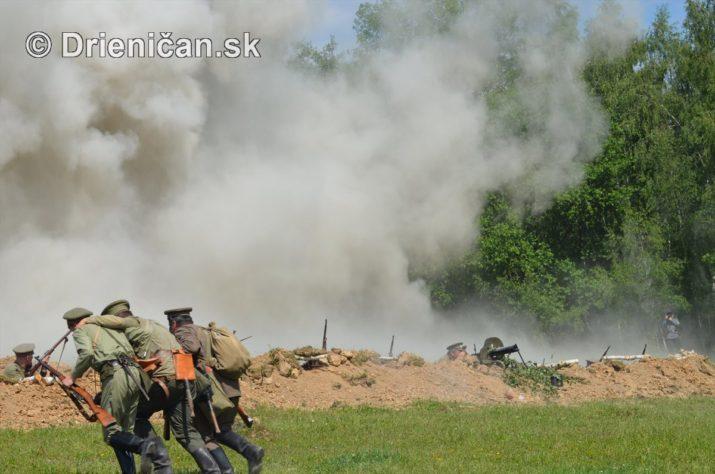 hostovice rekonstrukcia bojov karpaty 1914_53