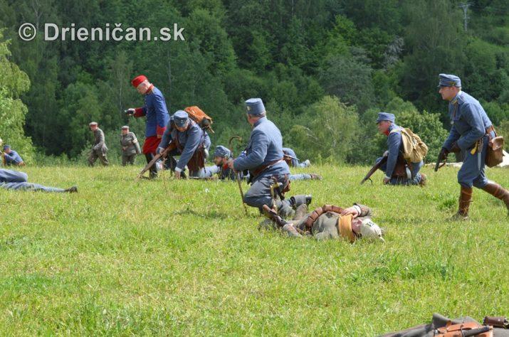 hostovice rekonstrukcia bojov karpaty 1914_55