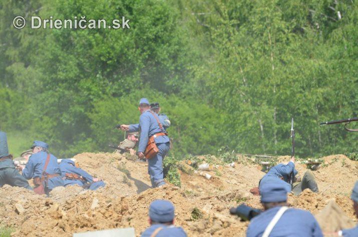 hostovice rekonstrukcia bojov karpaty 1914_59