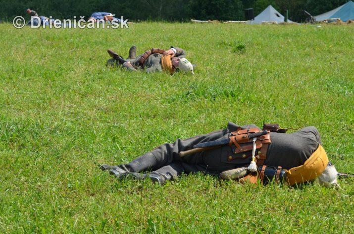 hostovice rekonstrukcia bojov karpaty 1914_61