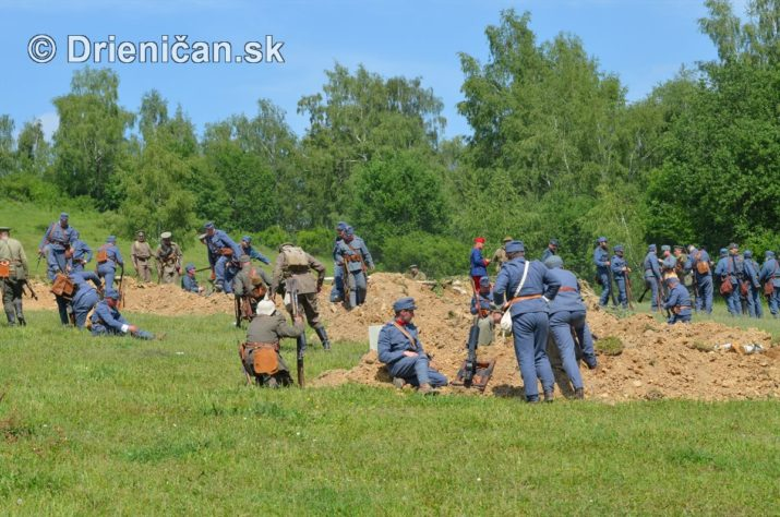 hostovice rekonstrukcia bojov karpaty 1914_63