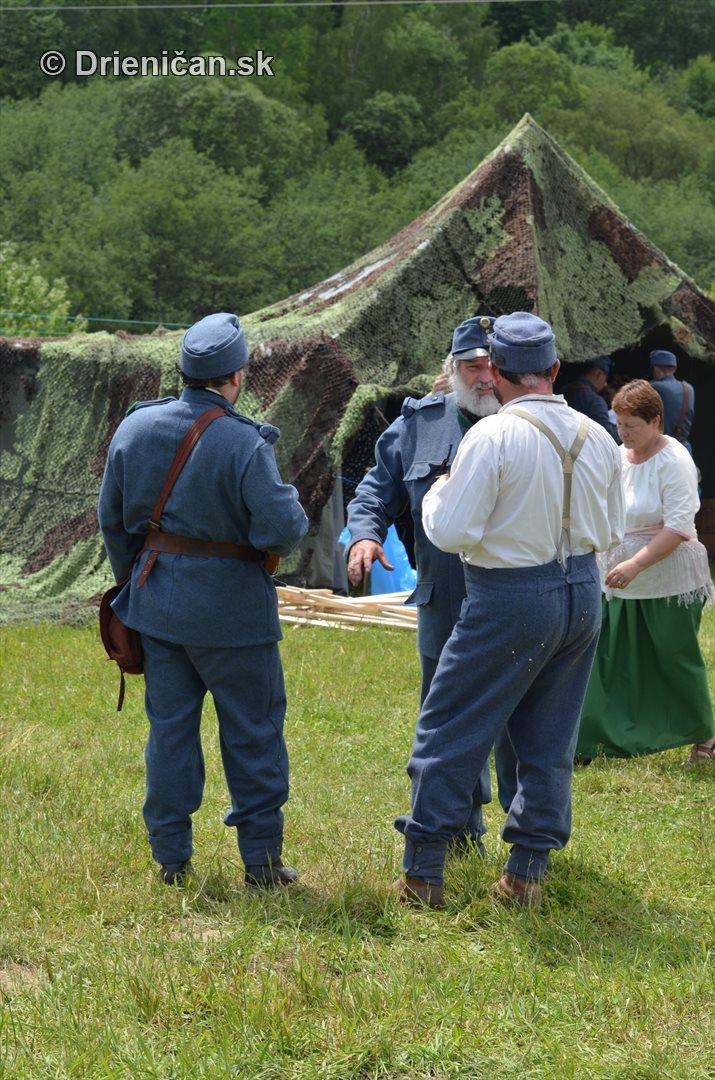 rekonstrukcia bojov karpaty 1915 hostovice_04