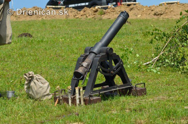 rekonstrukcia bojov karpaty 1915 hostovice_07