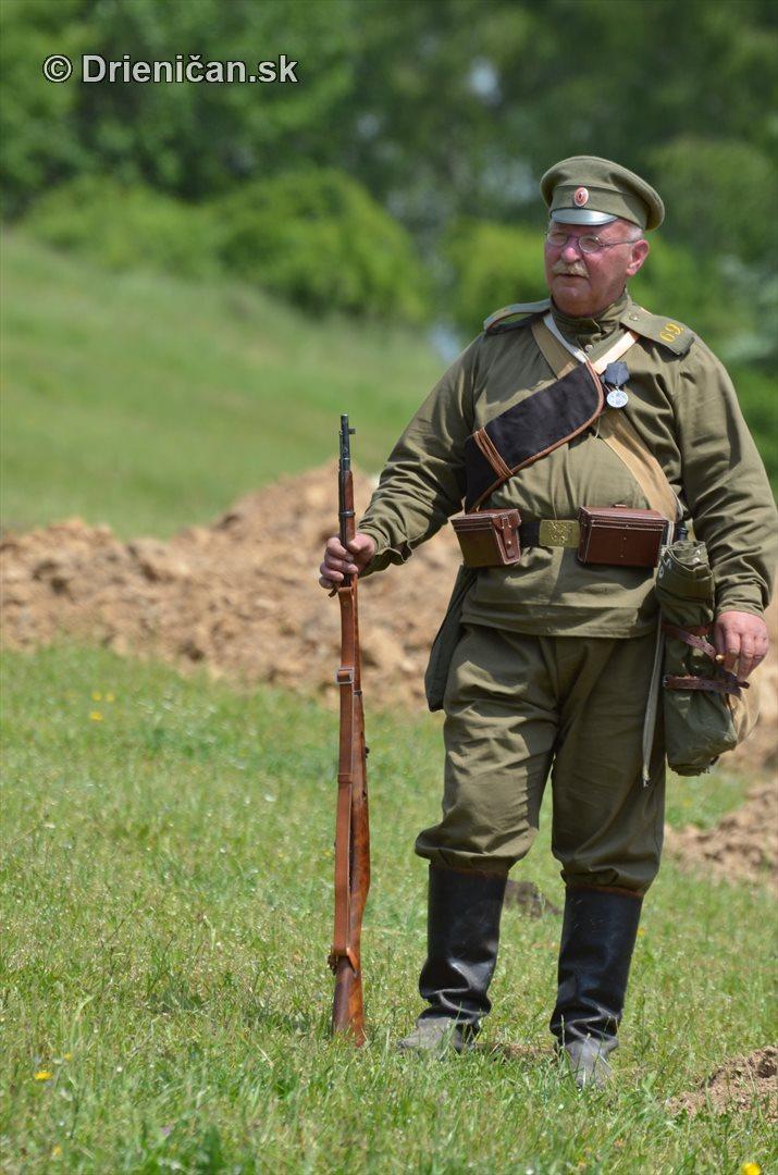 rekonstrukcia bojov karpaty 1915 hostovice_12