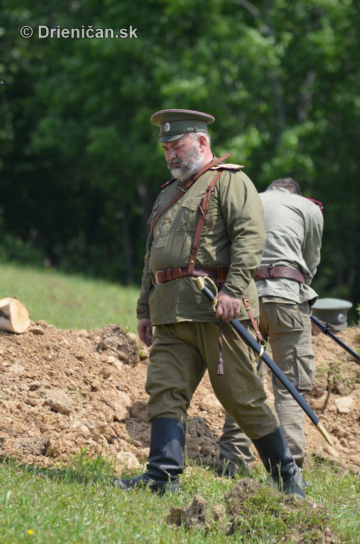 rekonstrukcia bojov karpaty 1915 hostovice_13