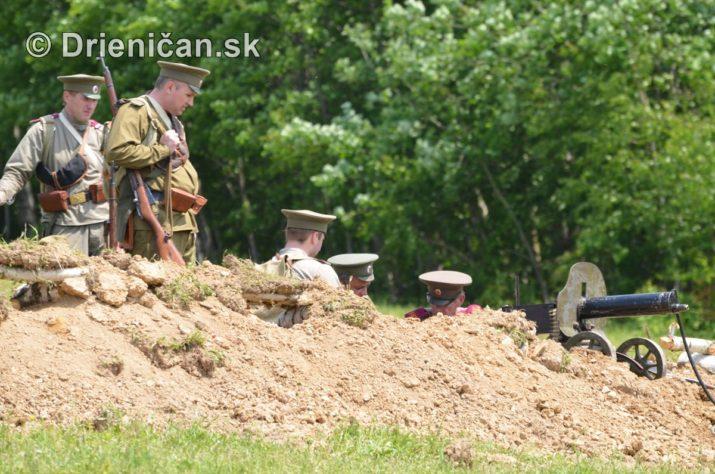 rekonstrukcia bojov karpaty 1915 hostovice_14