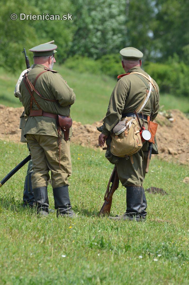 rekonstrukcia bojov karpaty 1915 hostovice_16