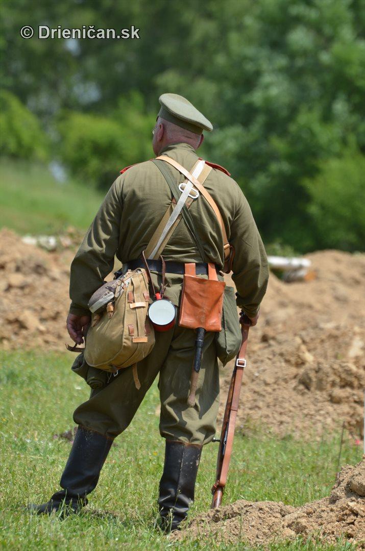 rekonstrukcia bojov karpaty 1915 hostovice_18