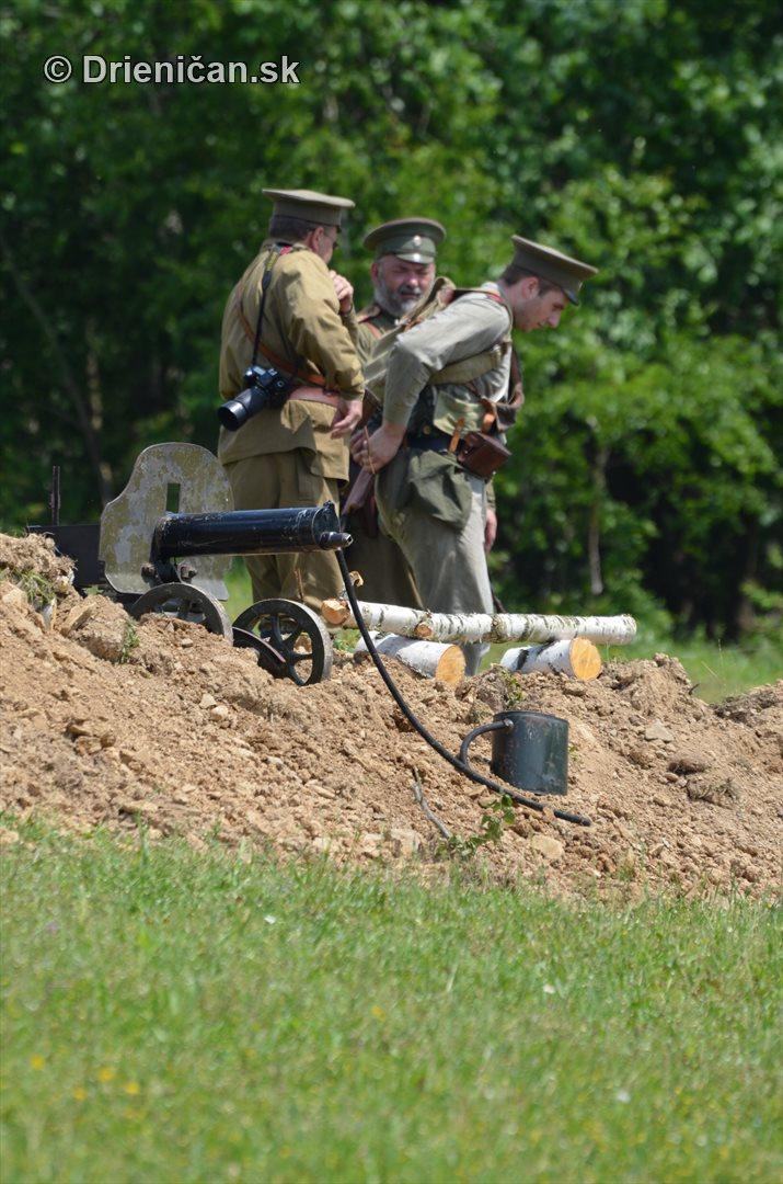 rekonstrukcia bojov karpaty 1915 hostovice_21