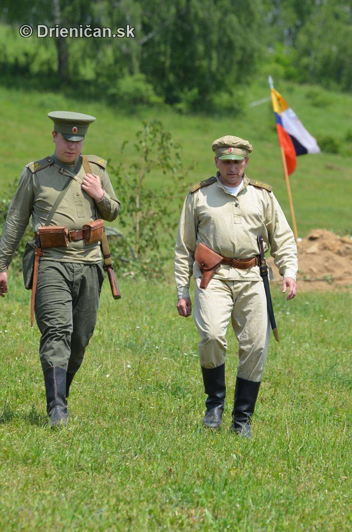 rekonstrukcia bojov karpaty 1915 hostovice_24