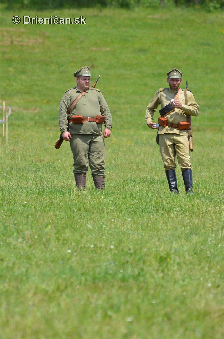 rekonstrukcia bojov karpaty 1915 hostovice_25