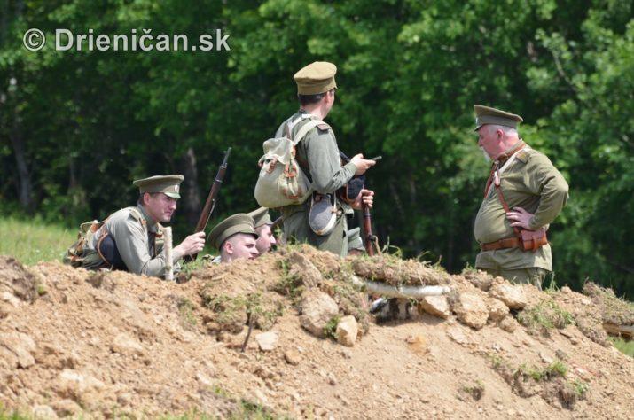 rekonstrukcia bojov karpaty 1915 hostovice_31