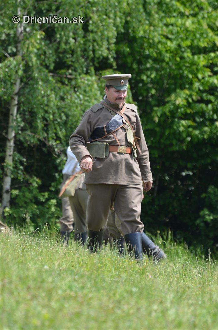 rekonstrukcia bojov karpaty 1915 hostovice_33