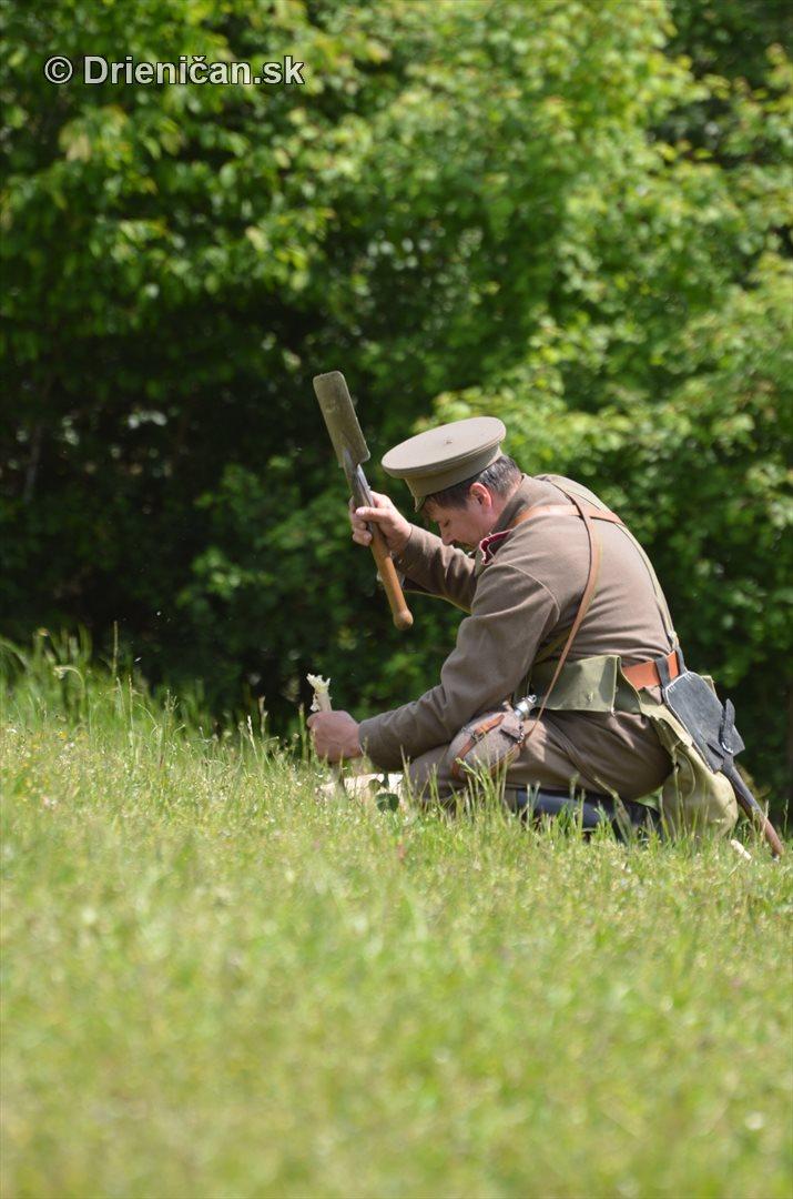 rekonstrukcia bojov karpaty 1915 hostovice_37