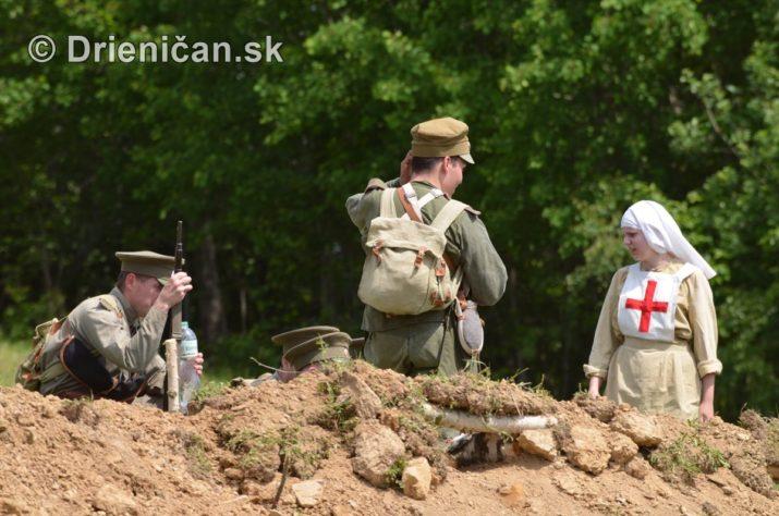 rekonstrukcia bojov karpaty 1915 hostovice_38