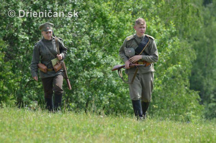 rekonstrukcia bojov karpaty 1915 hostovice_39