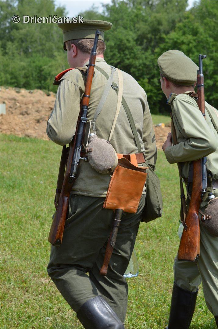 rekonstrukcia bojov karpaty 1915 hostovice_41
