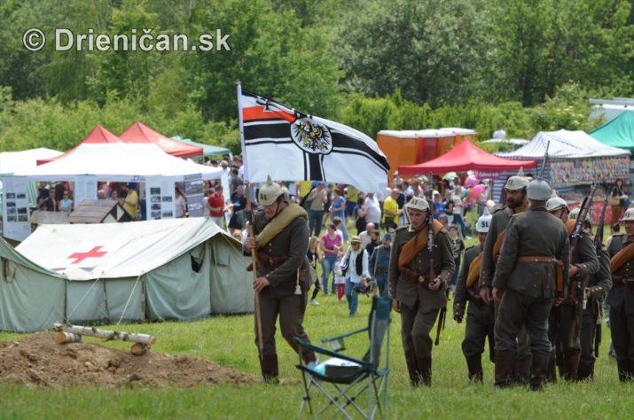 rekonstrukcia bojov karpaty 1915 hostovice_43