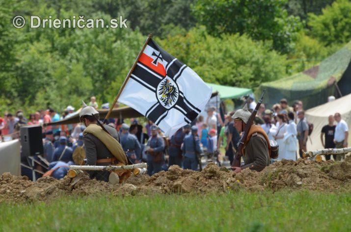rekonstrukcia bojov karpaty 1915 hostovice_44