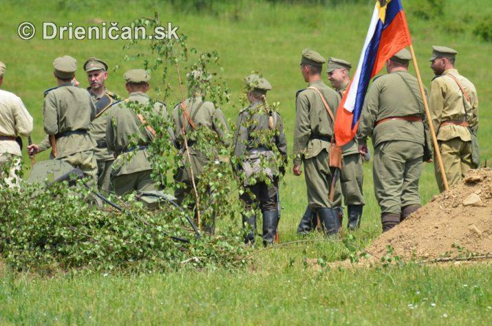 rekonstrukcia bojov karpaty 1915 hostovice_48