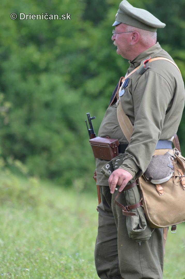 rekonstrukcia bojov karpaty 1915 hostovice_51