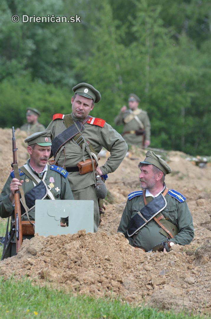 rekonstrukcia bojov karpaty 1915 hostovice_54