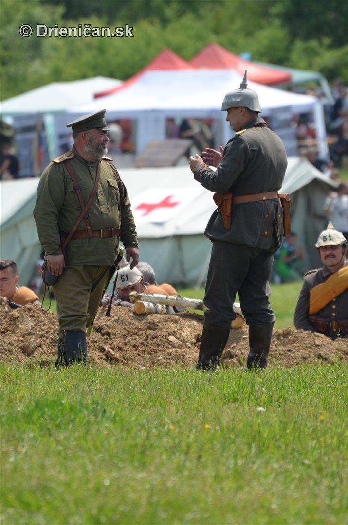 rekonstrukcia bojov karpaty 1915 hostovice_55