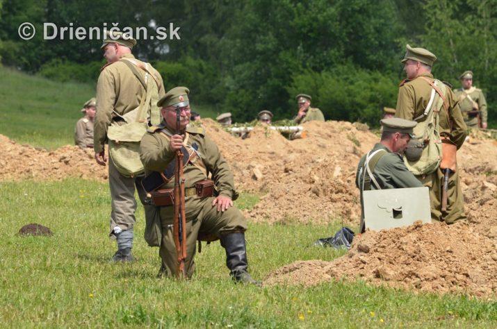 rekonstrukcia bojov karpaty 1915 hostovice_57