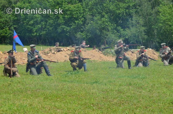 rekonstrukcia bojov karpaty 1915 hostovice_59