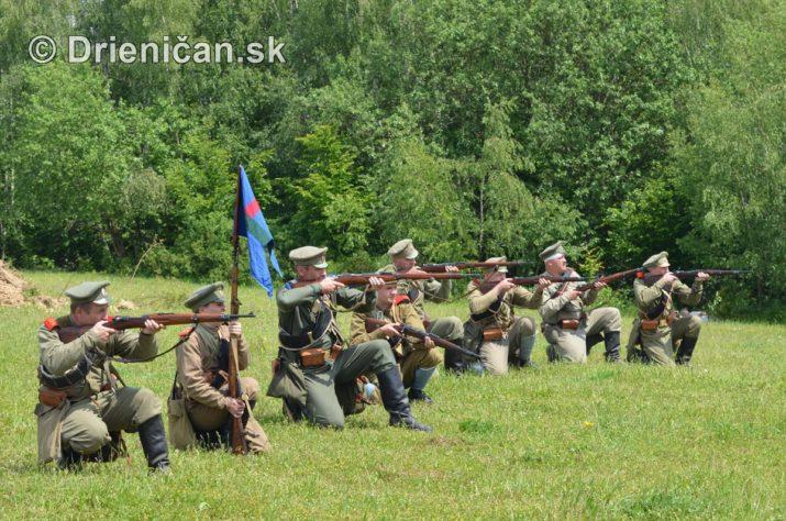 rekonstrukcia bojov karpaty 1915 hostovice_61