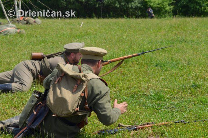 rekonstrukcia bojov karpaty 1915 hostovice_62
