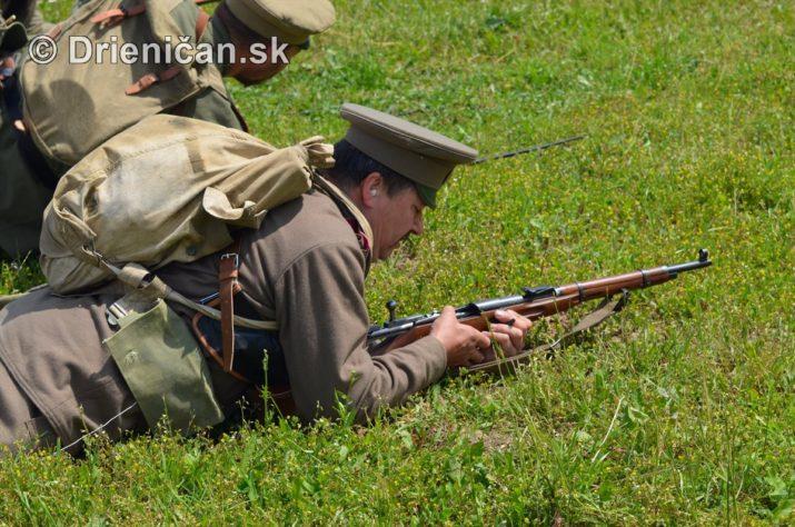 rekonstrukcia bojov karpaty 1915 hostovice_63
