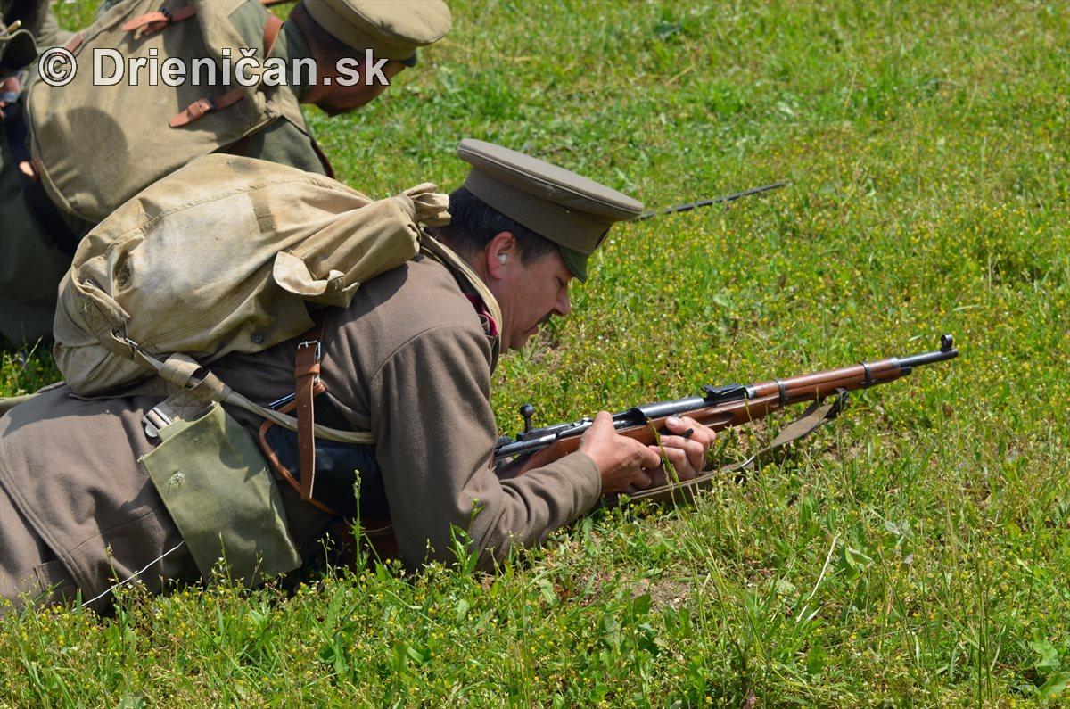 Rekonštrukcia bojov Karpaty 1914/1915 - HostoviceRekonštrukcia bojov Karpaty 1914/1915 - Hostovice