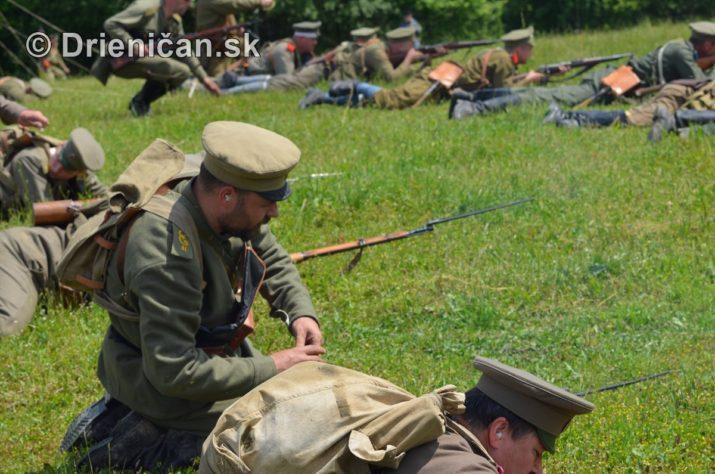rekonstrukcia bojov karpaty 1915 hostovice_64