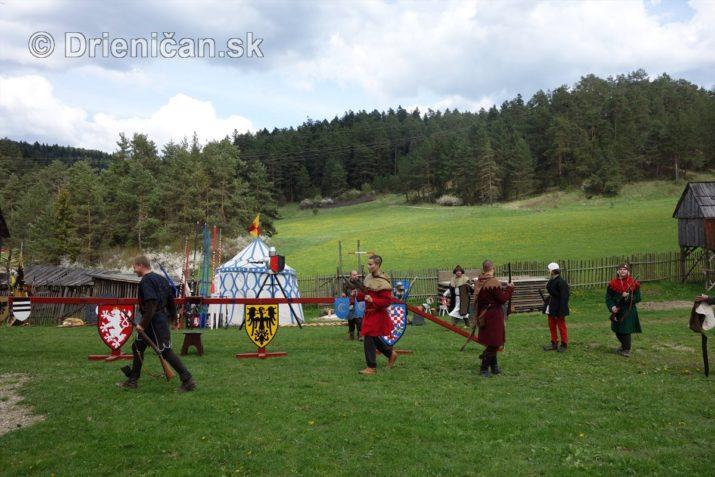 stredoveky vojensky tabor stara lubovna_10