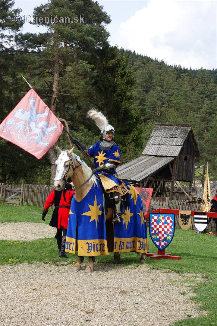 stredoveky vojensky tabor stara lubovna_19