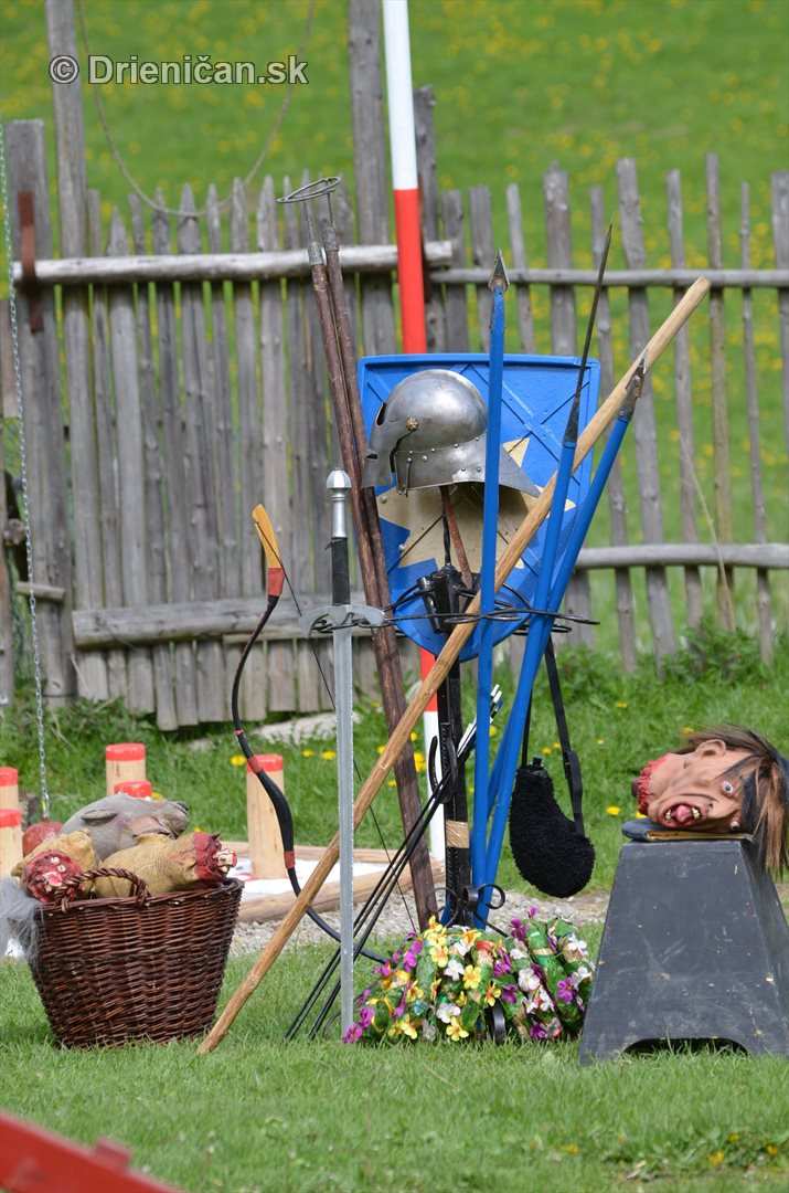 stredoveky vojensky tabor stara lubovna_23