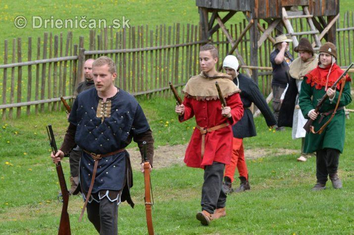 stredoveky vojensky tabor stara lubovna_26