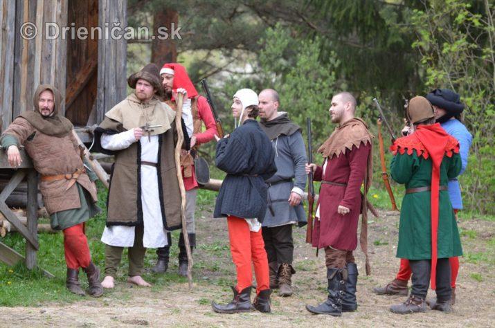 stredoveky vojensky tabor stara lubovna_28