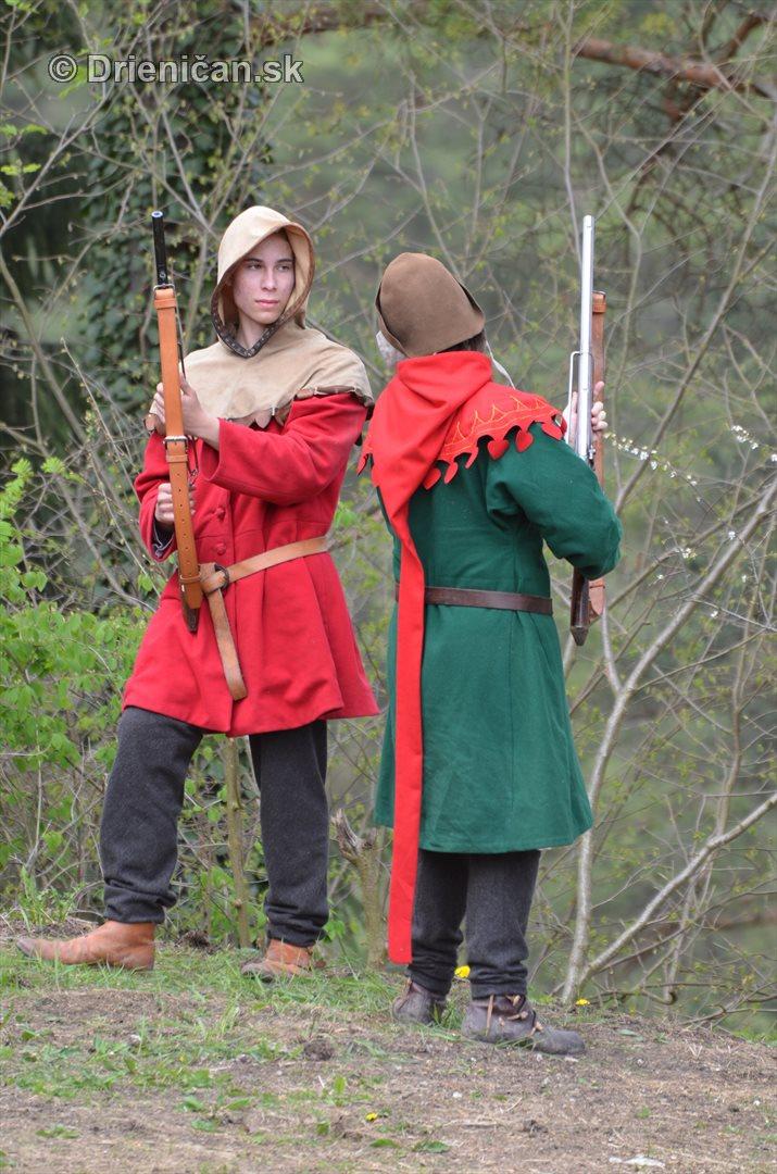 stredoveky vojensky tabor stara lubovna_33