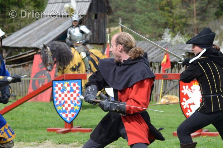 stredoveky vojensky tabor stara lubovna_45