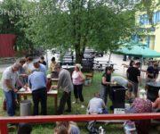 Chystá sa hostina na Deň obce Drienica