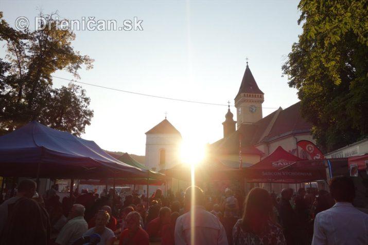 Pivný festival v Sabinove