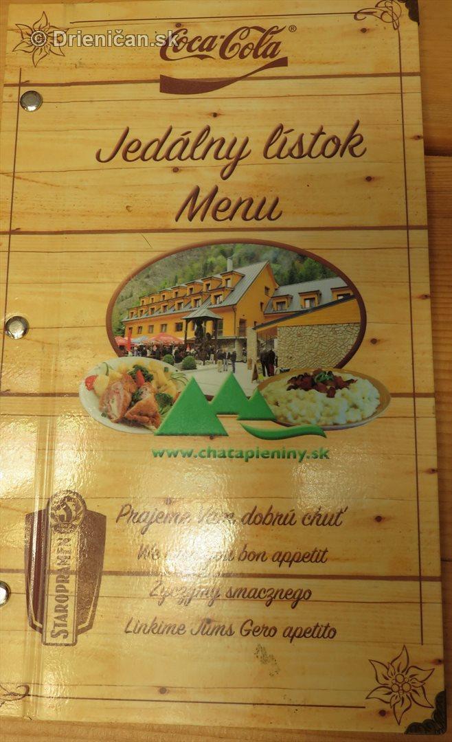 po dobrom splave, ako ináč nasleduje Slovenská gastronómi v praxi...klasika