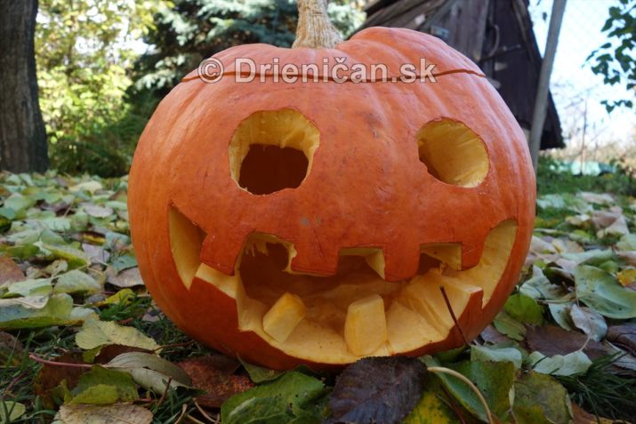 Tekvicový deň - Halloween