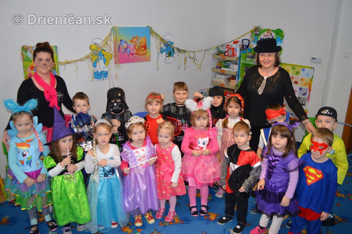Karneval v materskej škôlke-Drienica 2017