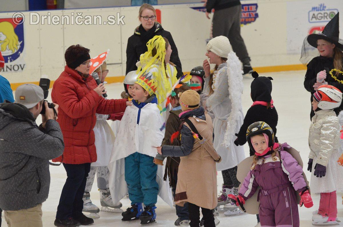 Karneval na ľade Sabinov 2017
