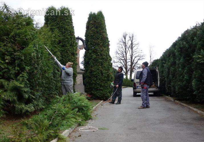 Jarná brigáda našich záhradkárov