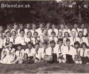 Školská fotografia, rok 1962